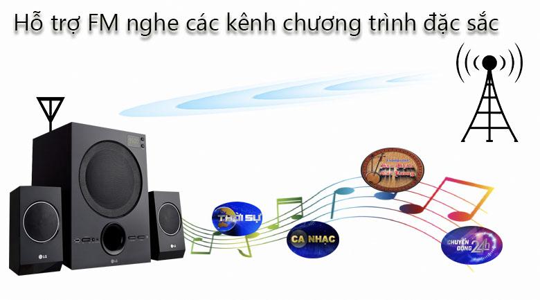Trang bị tính năng FM