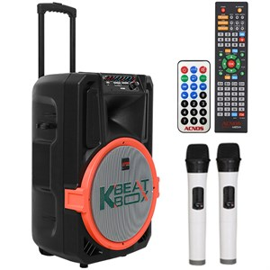 Dàn karaoke di động Acnos KB39S 300W