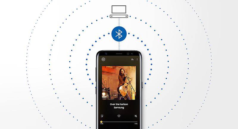kết nối Bluetooth của Loa thanh 2.1 Samsung HW-N450/XV