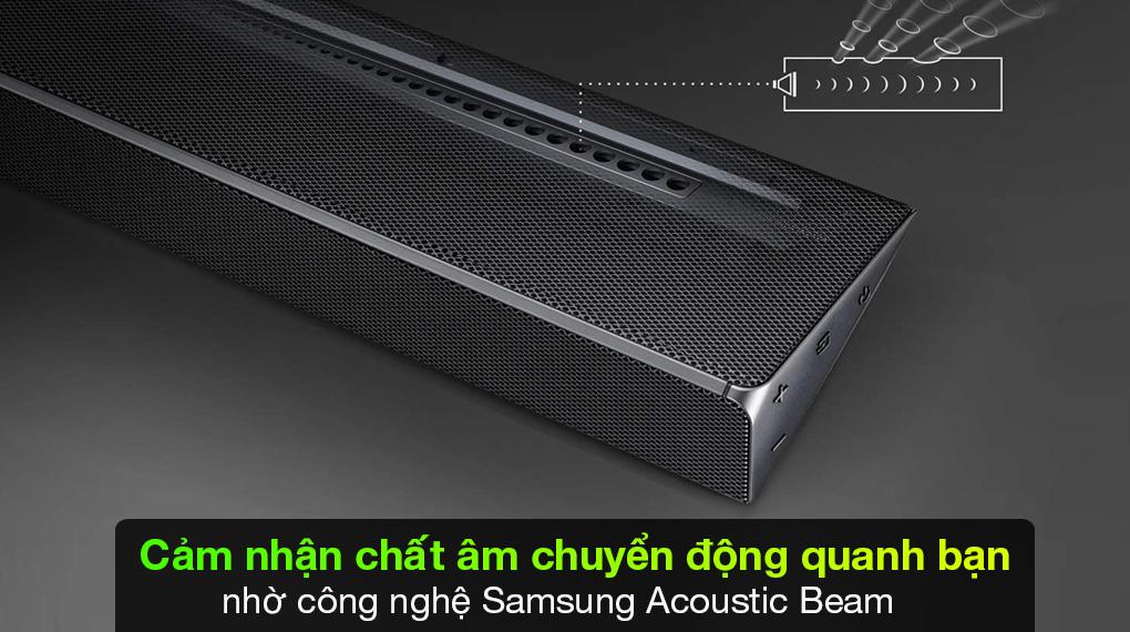 Công nghệ Samsung Acoustic Beam trên Loa thanh Samsung HW-N650/XV