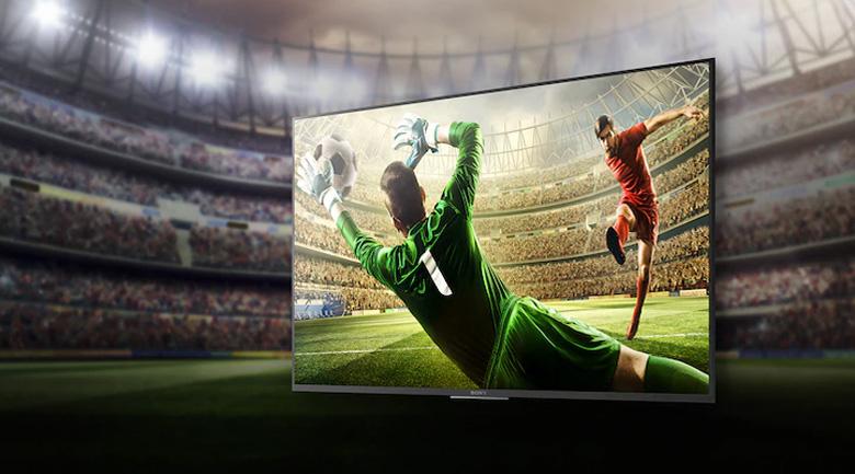 Chế độ bóng đá ấn tượng trên Dàn âm thanh Sony MHC-M40D