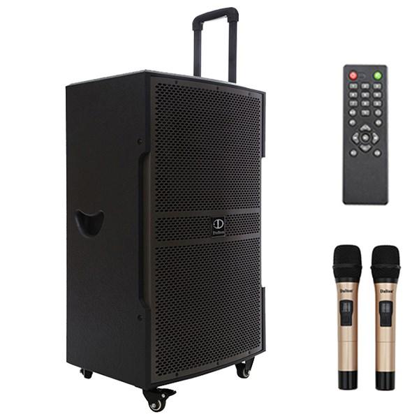 Loa kéo karaoke Dalton TS-15G600N 600W