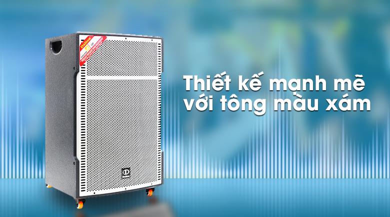 Loa kéo karaoke Dalton TS-18G850N 850W - Thiết kế
