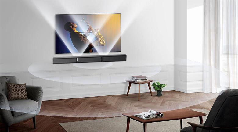 Công nghệ ClearAudio+ - Dàn âm thanh Sony 5.1 HT-RT40 600 W