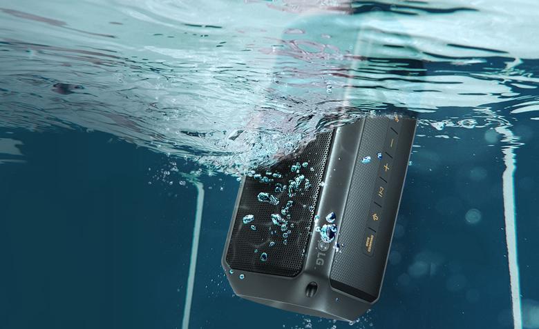 Loa Bluetooth LG PK3 Chống nước tiêu chuẩn IPX7