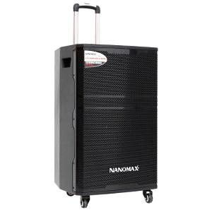 Loa kéo Karaoke Nanomax SK-15A10 600W