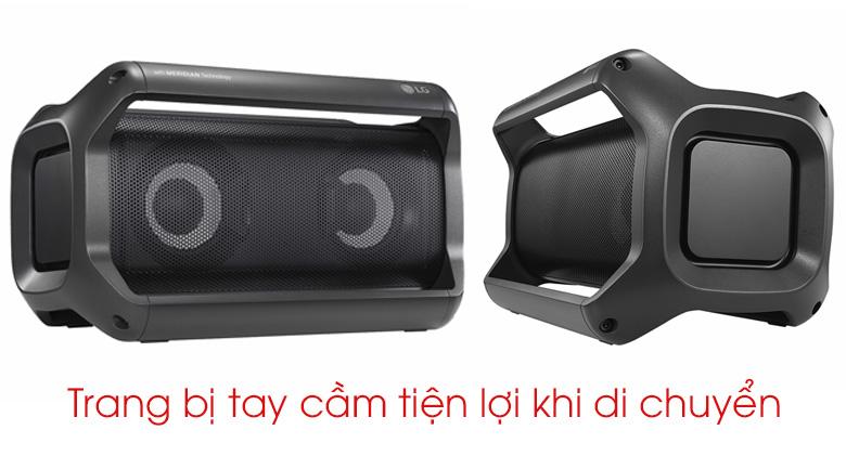 Tay cầm của Loa Bluetooth LG PK5