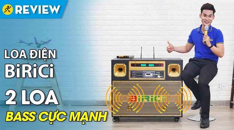 Loa điện Karaoke Birici MX-700