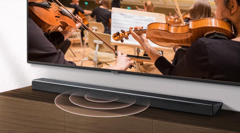 Loa thanh soundbar Samsung 3.1 HW-R650 340W - Công suất loa