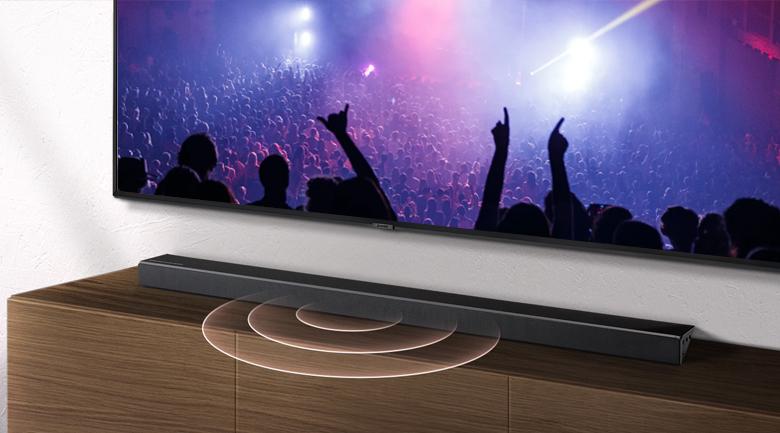 Loa thanh soundbar Samsung 5.1 HW-Q60R - Công suất 360W