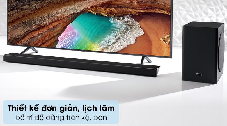 Loa thanh soundbar Samsung 5.1 HW-Q60R - Thiết kế