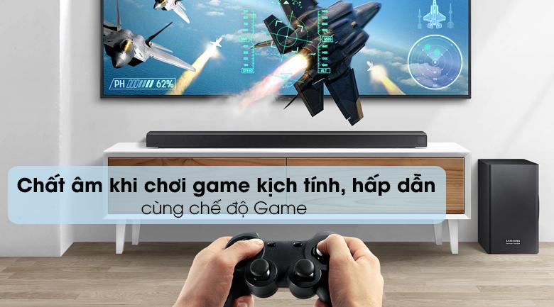 Loa thanh soundbar Samsung 5.1 HW-Q60R - Game