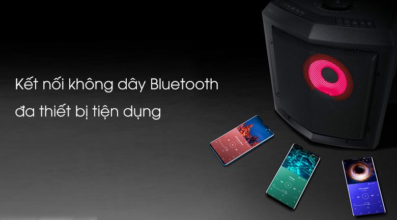 Loa kéo karaoke LG RL2 -  Kết nối Bluetooth