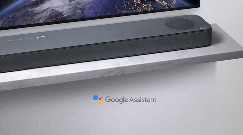 Loa thanh soundbar LG 5.1.2 SL10Y 570W - Google Assistant