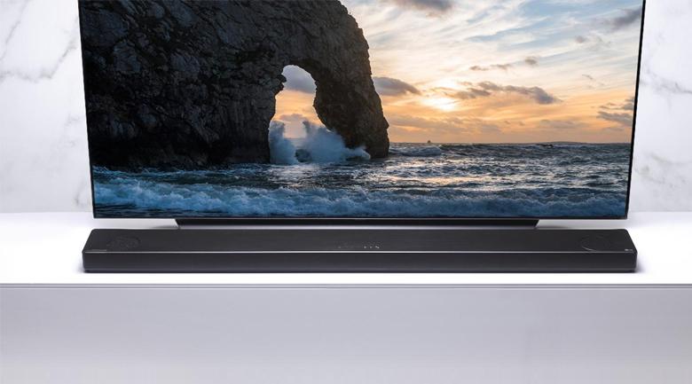 Loa thanh soundbar LG 5.1.2 SL10Y 570W - Thiết kế