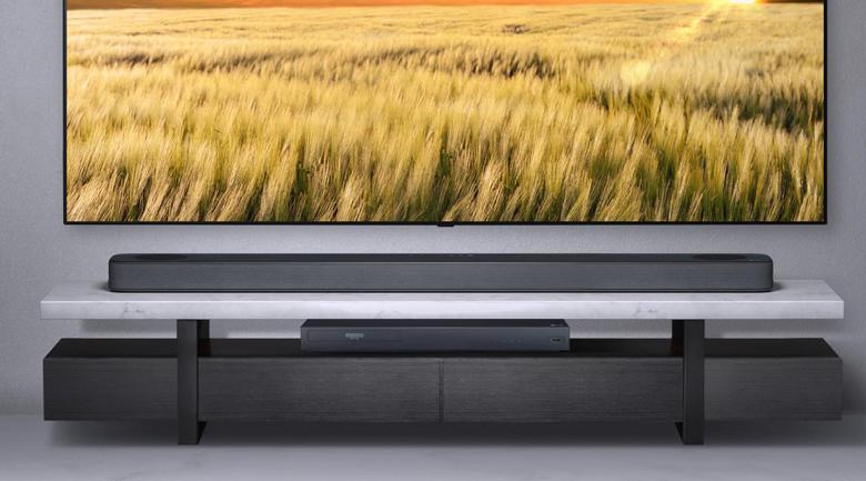 Loa thanh soundbar LG 3.1.2 SL8Y 440W - Thiết kế