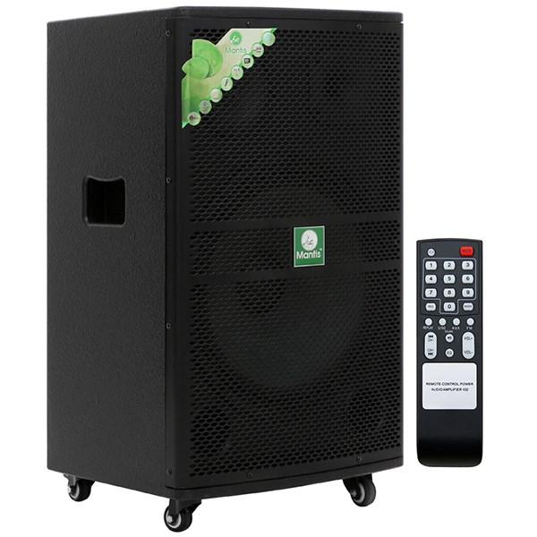 Loa kéo karaoke Mantis MT15-ST1 600W