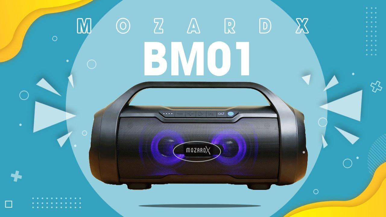 Loa Bluetooth MozardX BM01