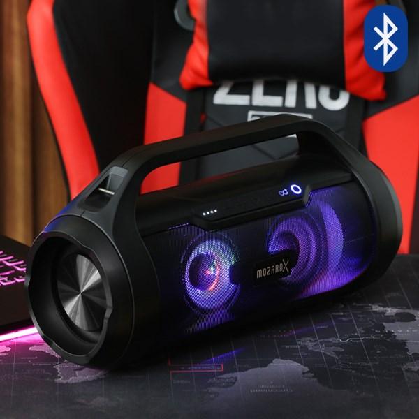 Loa Bluetooth MozardX BM01 Đen