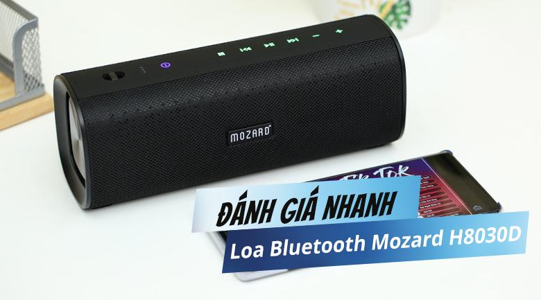 Loa Bluetooth Mozard H8030D