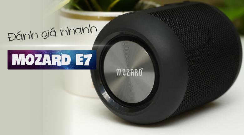 Loa Bluetooth Mozard E7