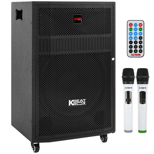 Loa Kéo Karaoke Acnos CBZ16G 650W