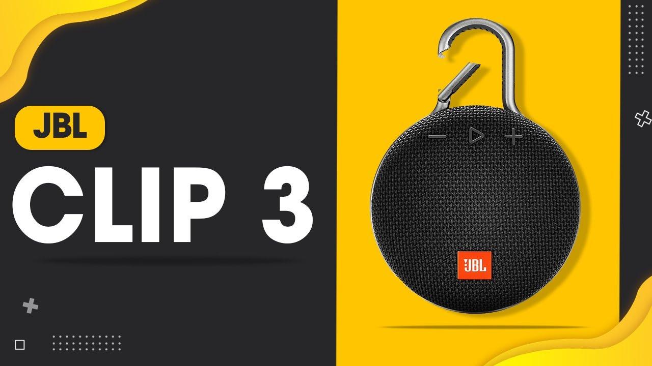 Loa Bluetooth JBL Clip 3 giá rẻ, chính hãng, âm chất lượng