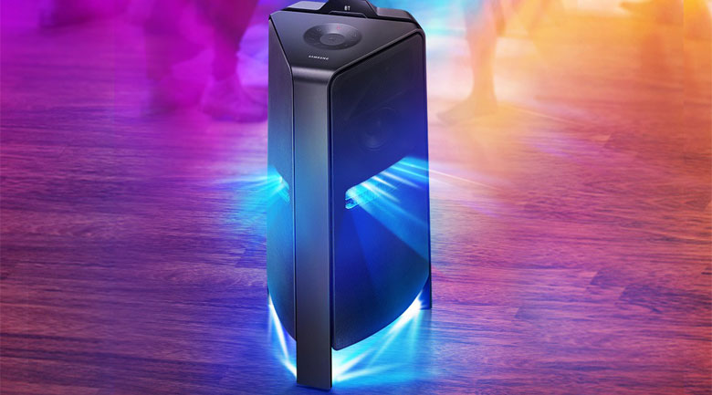 Loa Tháp Samsung MX-T70/XV - LED DJ