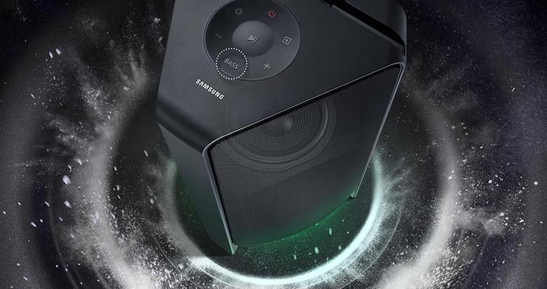 Loa Tháp Samsung MX-T70/XV - Bass Booster