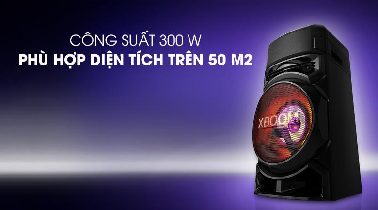 Loa Karaoke LG Xboom RN5 - Công suất mạnh mẽ