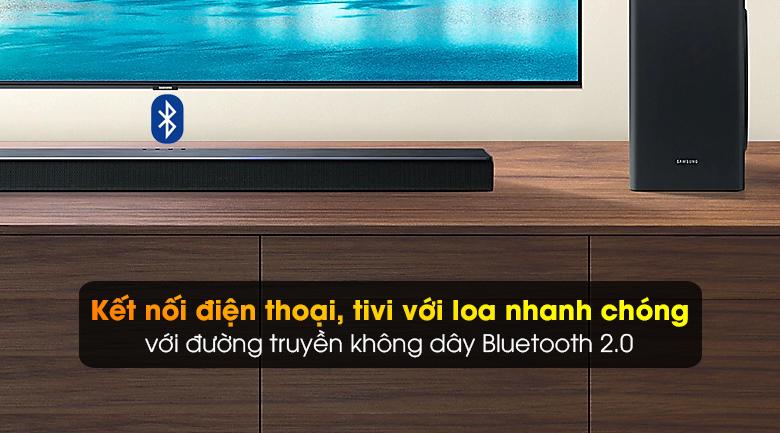 Loa thanh SAMSUNG HW-T650 - Bluetooth