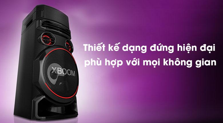 Loa Karaoke LG Xboom RN7 - Thiết kế hiện đại