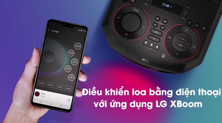 Loa Karaoke LG Xboom RN7 - LG XBoom