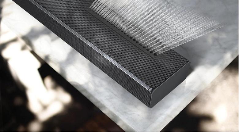 Loa thanh SAMSUNG HW-Q60T - Samsung Acoustic Beam