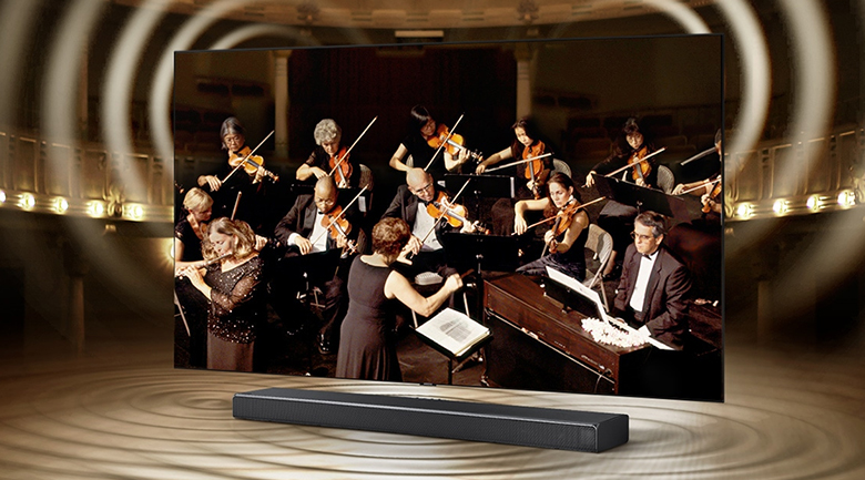 Loa thanh Samsung HW-Q60T - Q-Symphony