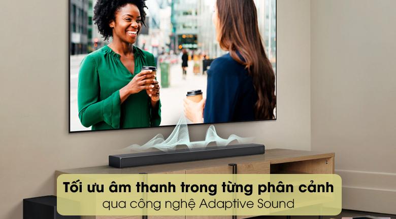 Loa thanh Samsung HW-Q60T - Adaptive Sound