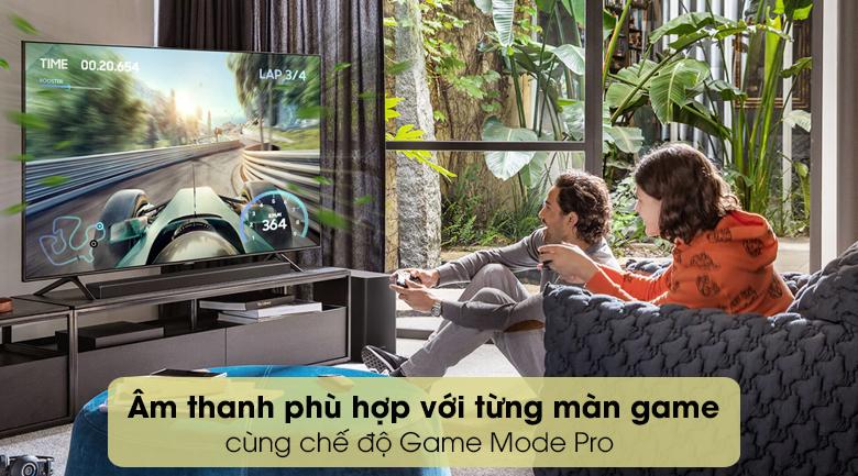 Loa thanh Samsung HW-Q60T - Game Mode Pro