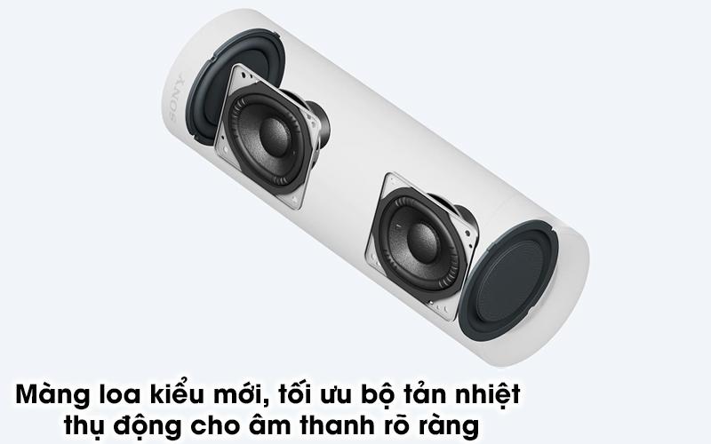 Loa bluetooth Sony Extra Bass SRS-XB23 - Màng loa