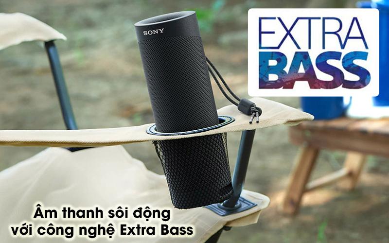 Loa bluetooth Sony Extra Bass SRS-XB23 - Extra Bass