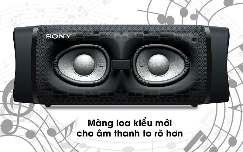 Loa bluetooth Sony SRS-XB33 - Màng loa
