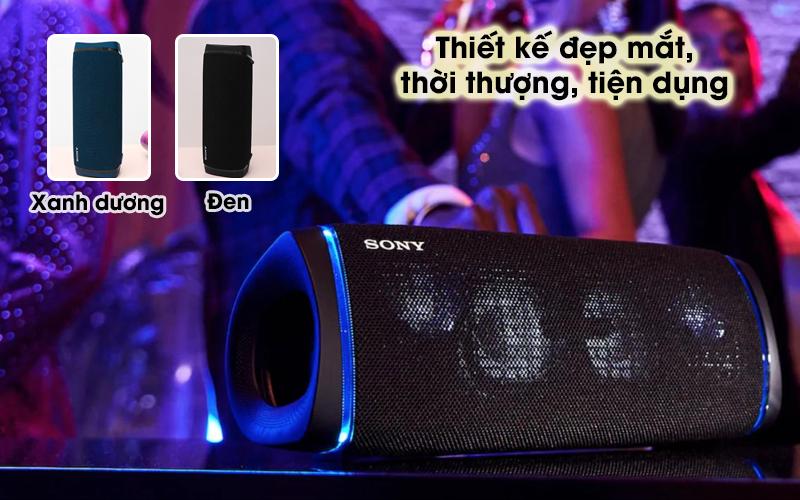 Loa bluetooth Sony SRS-XB43 - Thiết kế tinh xảo
