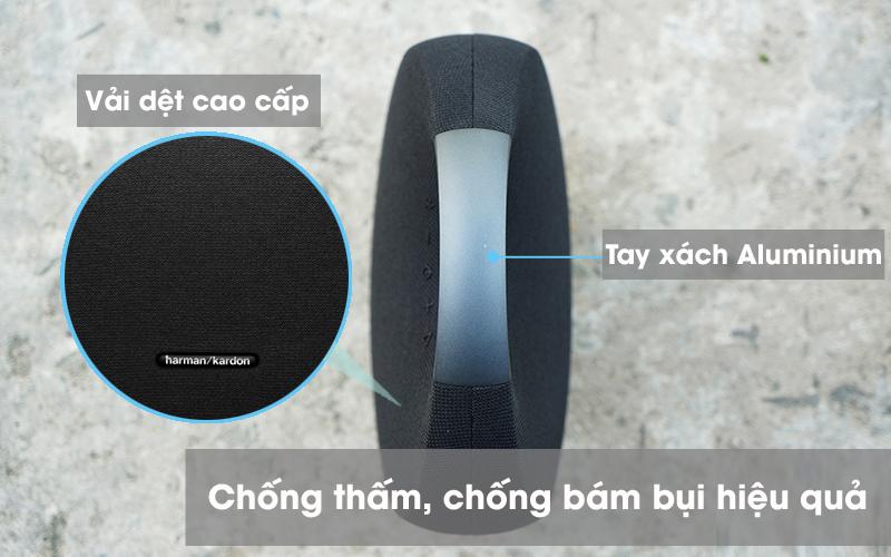 Chất liệu tốt - Loa Bluetooth Harman Kardon Onyx Studio 6