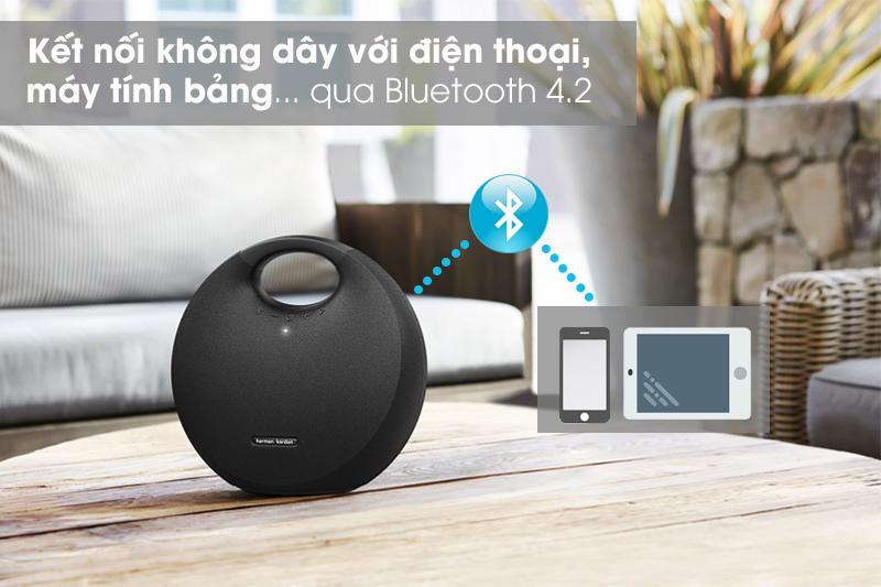 Kết nối Bluetooth - Loa Bluetooth Harman Kardon Onyx Studio 6