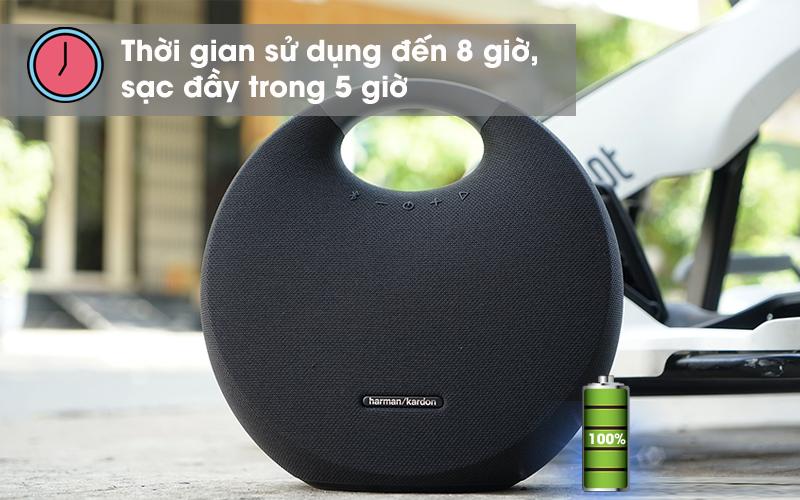Pin tốt - Loa Bluetooth Harman Kardon Onyx Studio 6