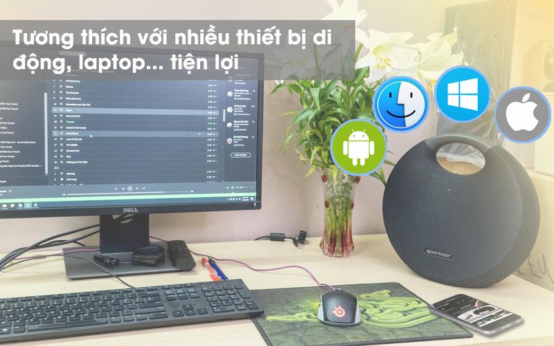 Tiện dụng - Loa Bluetooth Harman Kardon Onyx Studio 6