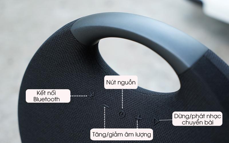 Điều khiển đơn giản - Loa Bluetooth Harman Kardon Onyx Studio 6