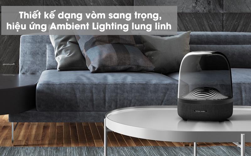 Loa Bluetooth Harman Kardon Aura Studio 3 - Thiết kế kiểu vòm mới lạ