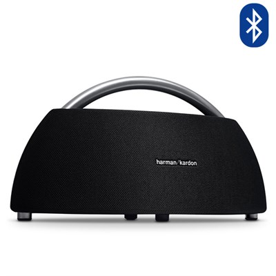 Loa Bluetooth Harman Kardon Go + Play mini Đen