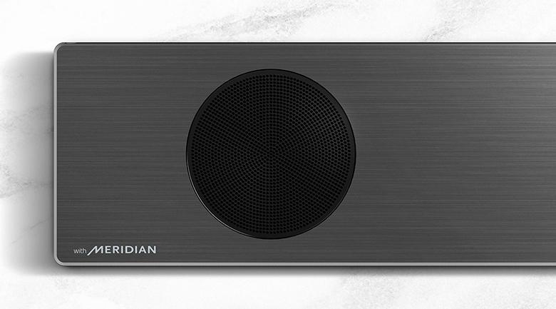 Loa thanh soundbar LG 5.1.2 SN9Y 520W-Meridian