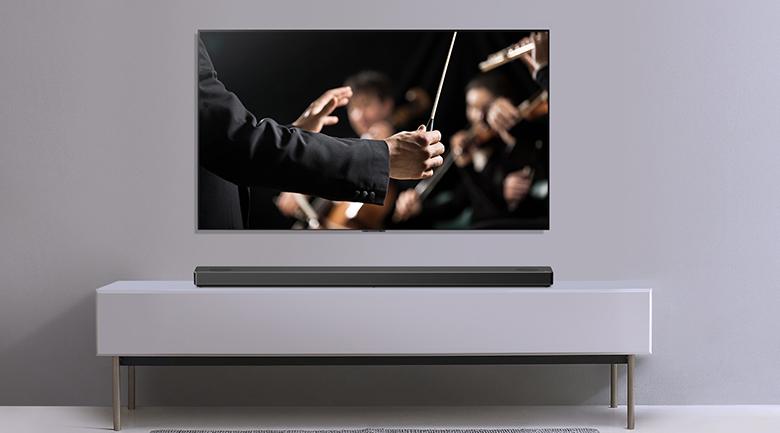 Loa thanh soundbar LG 5.1.2 SN9Y 520W-AI Room Calibration